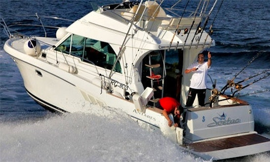 Enjoy Fishing In Split, Croatia On 35' Svetac Sports Fisherman