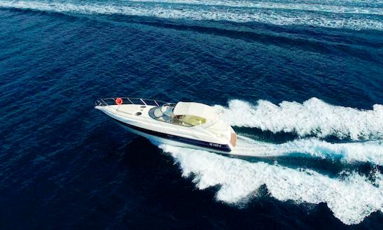 Charter 39' Cranchi Endurance Motor Yacht In Porto Cervo, Italy