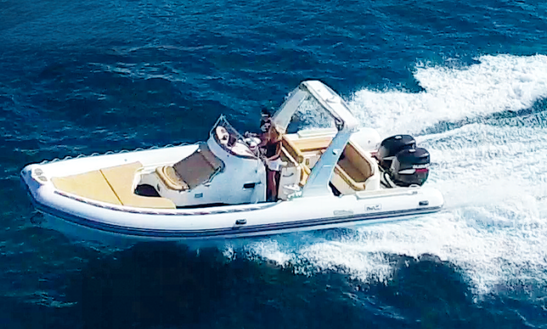 Charter 29' Bwa 850 Rigid Inflatable Boat In Porto Cervo, Italy