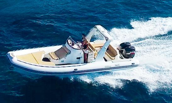Charter 29' Bwa 850 Rigid Inflatable Boat In Porto Cervo, Italy