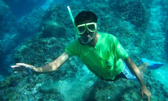 Enjoy Snorkelling Trips In Hengchun Township, Taiwan