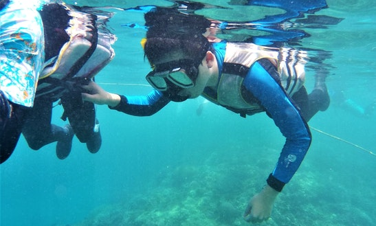 Enjoy Snorkeling Trips In Hengchun Township, Taiwan
