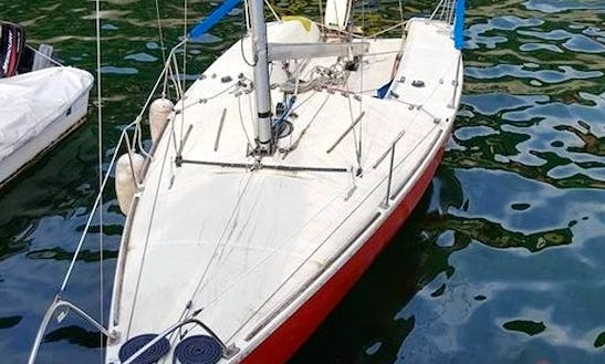 Rent A Daysailer In Valmadrera, Lombardia