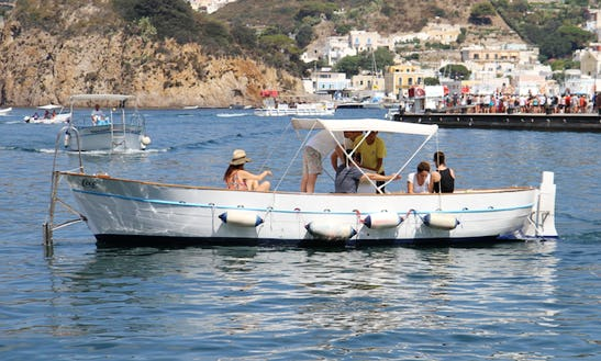 Rent 25' Coco Center Console In Ponza, Italy