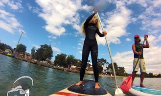 Paddleboard Rental & Lessons in Wollongong, Australia