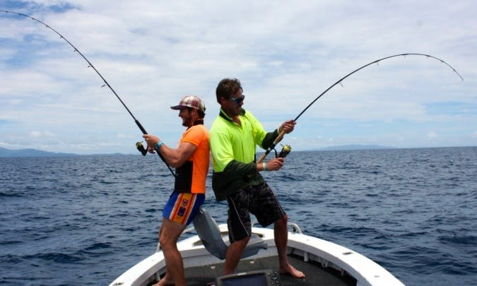 Seajay Custom Sportfishing Charter for Up to 4 People in Townsville, Australia