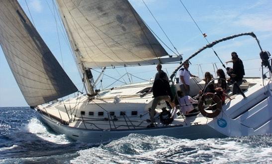 Sailing Charter On 47ft