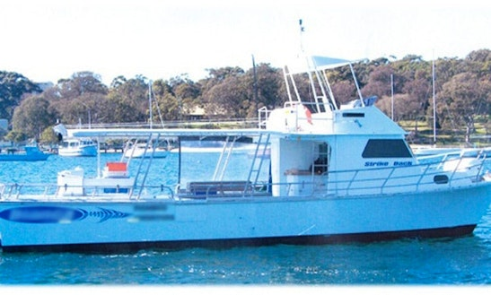 Cronulla Fishing Charter On 44ft