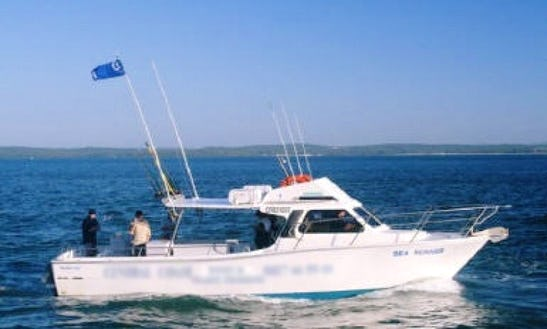 Central Coast Reef & Game Fishing Charters From Terrigal