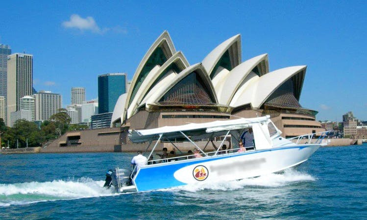 Sydney Harbor Boat Tour in Coogee