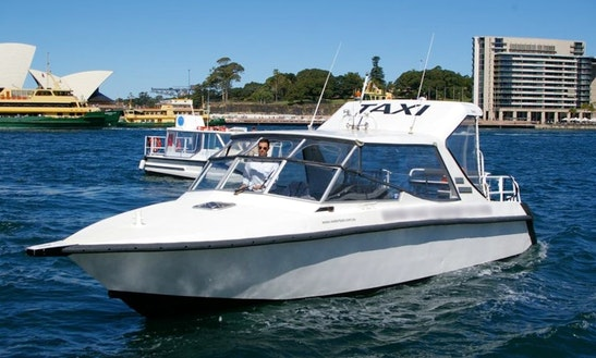 Enjoy Sydney, New South Wales On Water Limousine