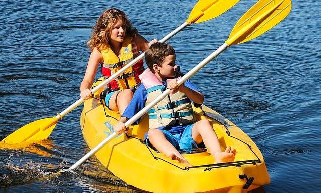 Kayak Rental in Barryville, New York