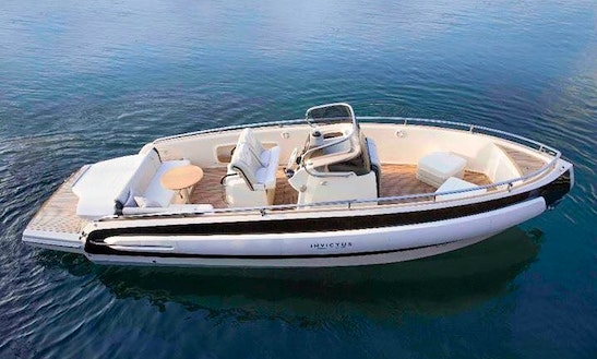 Rent 29' Invictus 280 Tt Center Console In Paratico, Mazzini