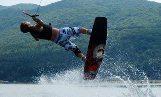 Enjoy Wakeboarding In Dragushinovo, Sofiyska Oblast, Bulgaria