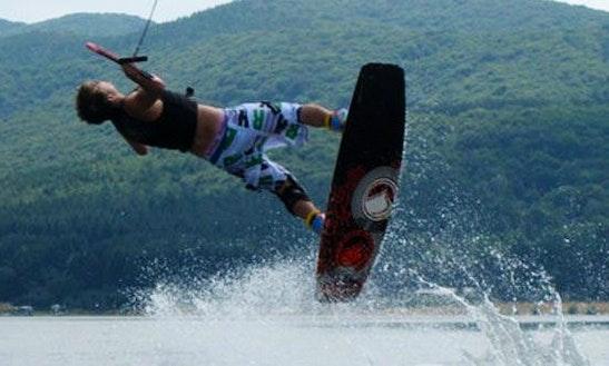 Enjoy Wakeboarding In Dragushinovo, Sofiyska Oblast, Bulgaria