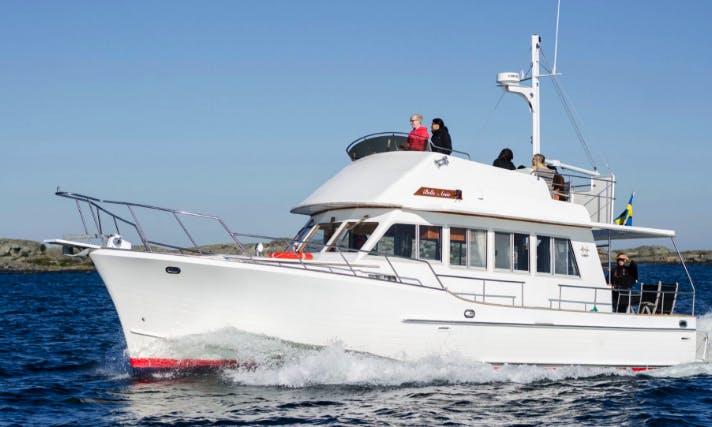 Charter a Trawler in Öckerö, Sweden