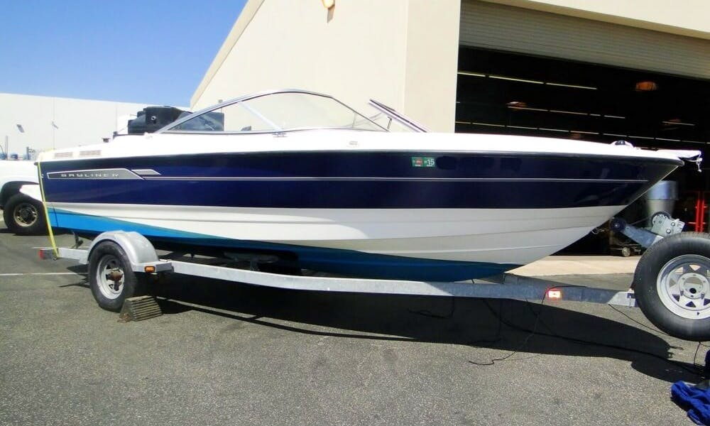 2010 Bayliner 215 for rent in Bellevue