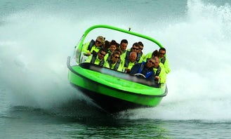 Charter a Jet Boat in Surfers Paradise, Queensland