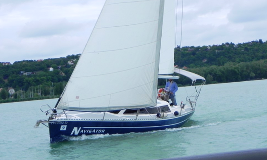 Charter 35' Top34 Crusing Monohull In Balatonfűzfő, Hungary