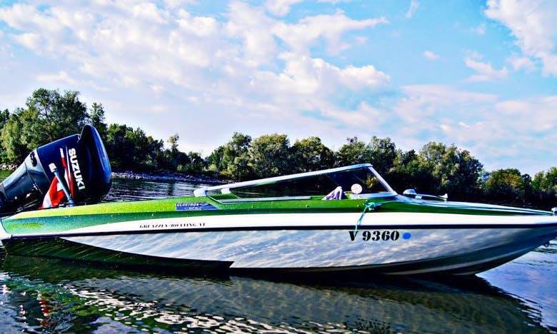 Charter a Motor Yacht in Hard, Austria
