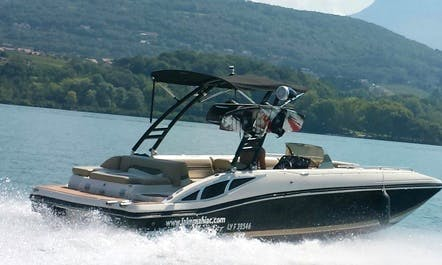 Rent Starcraft Bowrider on Lake Bourget, Aix les bains