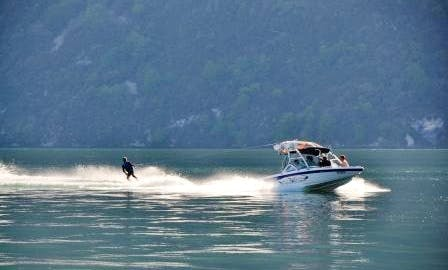 Enjoy Water Skiing in Aix-les-Bains, Auvergne-Rhône-Alpes