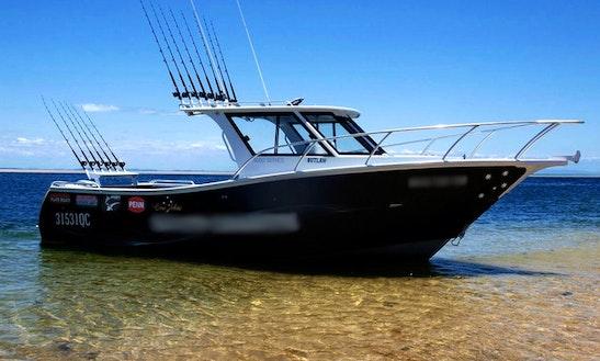 Fishing Charter In Queensland, Australia
