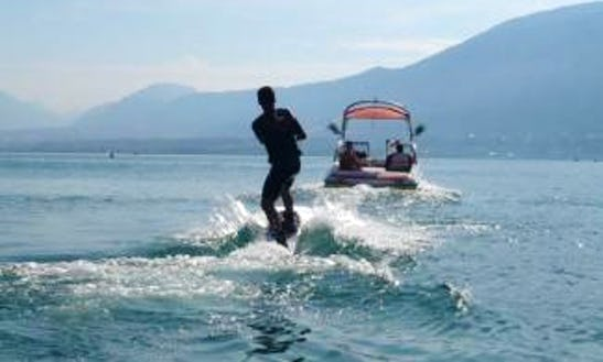 Enjoy Wake Boarding In Aix-les-bains, Auvergne-rhône-alpes