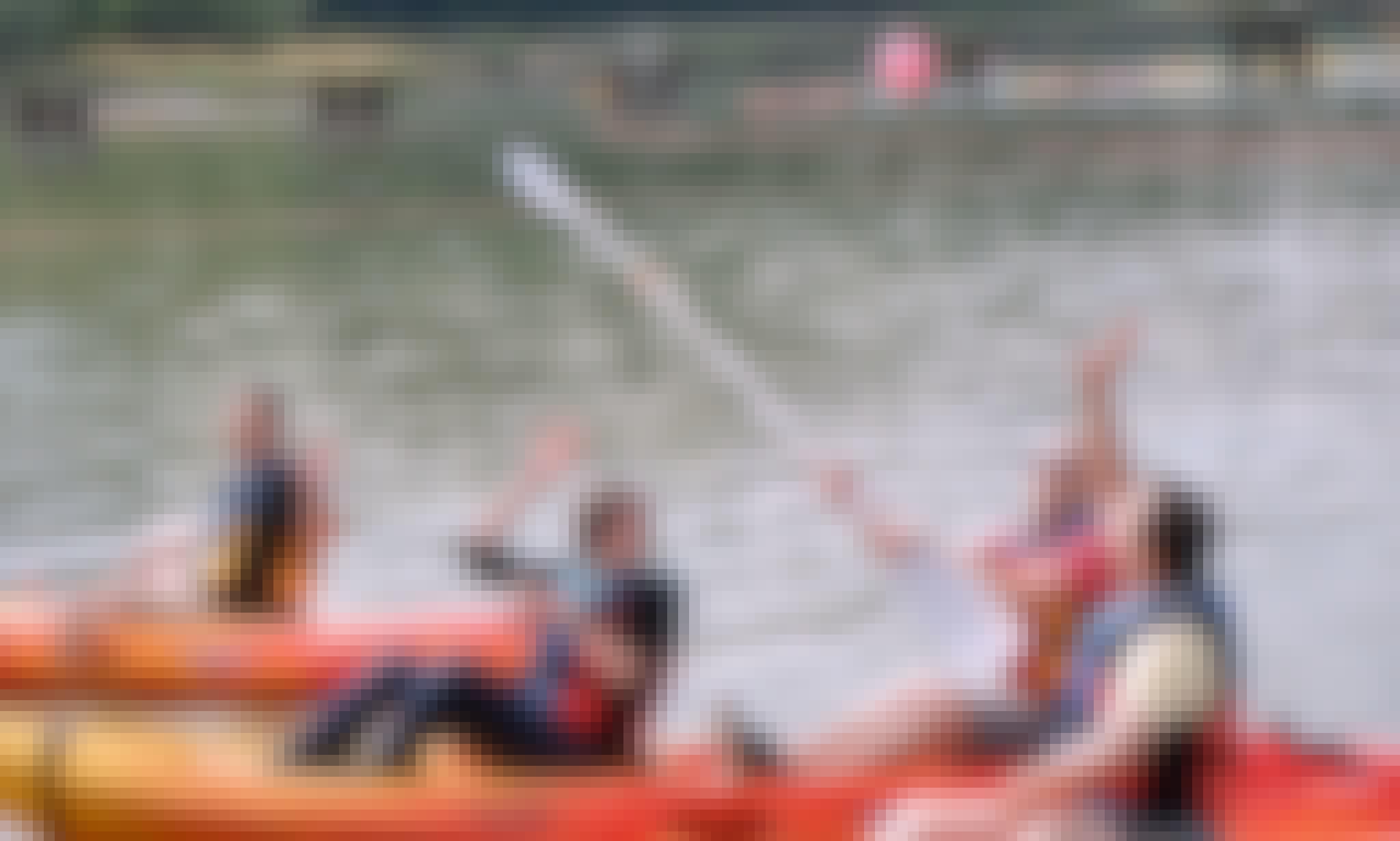Enjoy Kayaking in Aix-les-Bains, Auvergne-Rhône-Alpes
