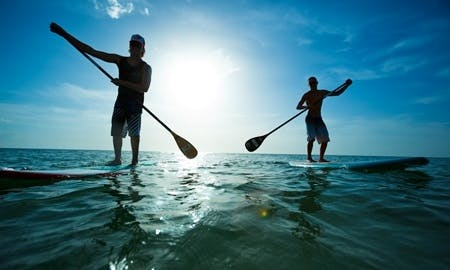 Enjoy Stand Up Paddle Boarding in Aix-les-Bains, Auvergne-Rhône-Alpes