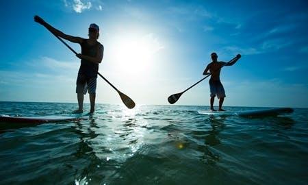 Enjoy Stand Up Paddle Boarding in Aix-les-Bains, Auvergne-Rhône-Alpes
