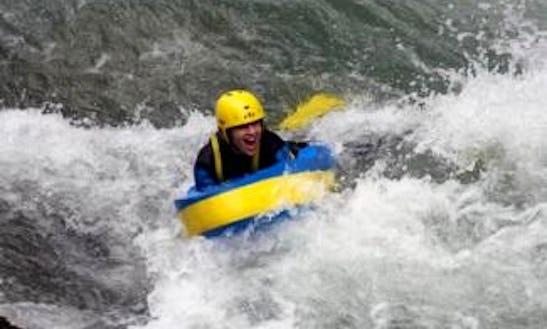 Enjoy Hydro Speed Trips In Termignon, Auvergne-rhône-alpes