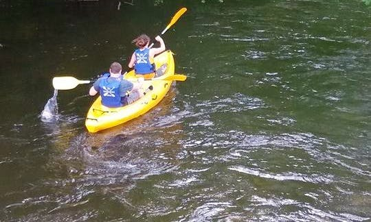 Enjoy Kayaking in Carennac, Occitanie