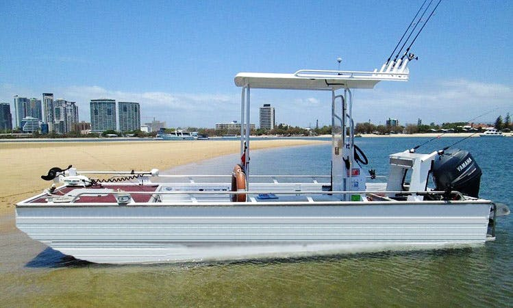 'Reel Time' Boat Fishing Charter in Queensland