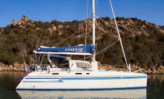 Charter 43' Catana S Cruising Catamaran In Cannes, France