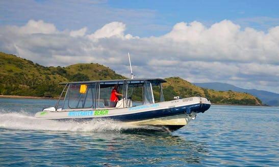 Charter 30' Star Rigid Inflatable Boat In Whitsundays, Australia