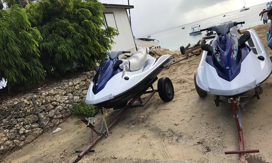 Jet Ski For Rent In Holetown
