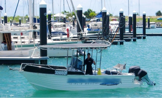 Fishing Charter In Airlie Beach With Bait And Tackle (full Or Half Day)