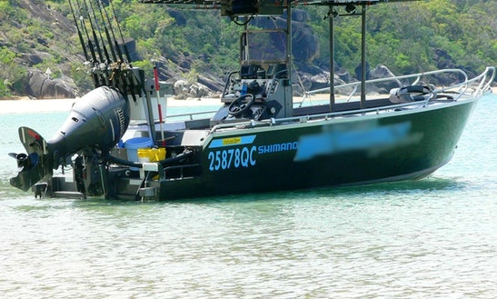 Sportfishing Guide Service In Cairns