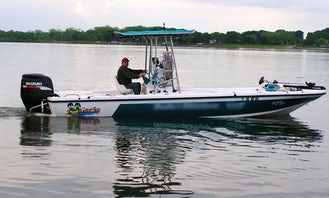 Guided Fishing Trips on Grand Lake O' the Cherokees