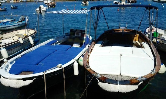 Explore San Marco, Italy - Rent This Inboard Propulsion Boat!