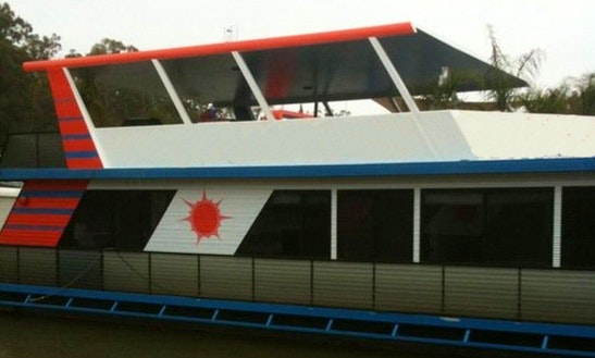 Charter A Houseboat In Victoria, Australia