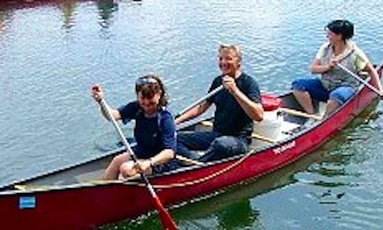 Hourly Kayak Rental In Potsdam, Germany