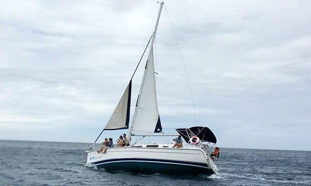 Enjoy Sailing Lessons in Pingtung County, Taiwan