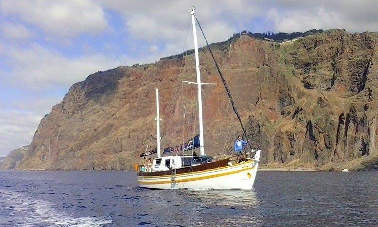 Charter a Sailing Yacht in Funchal, Portugal