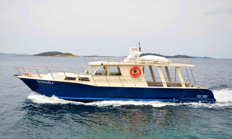 Charter a Trawler in Murter, Croatia