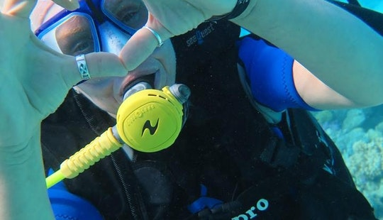 Discover Scuba Diving In Red Sea Governorate
