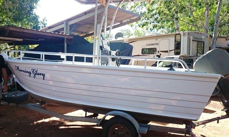 Experience a Fishing Tour From Borroloola, Australia on Center Console