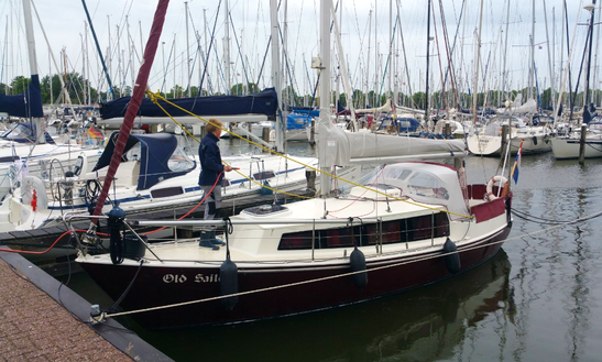 Charter 28' Steely 860 Cruising Monohull In Workum, Netherlands