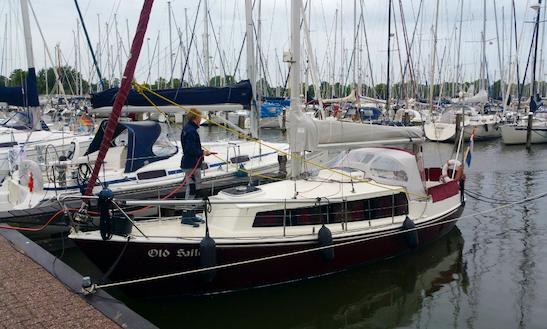 Charter 28' Steely 860 Cruising Monohull In Workum, Netherlands